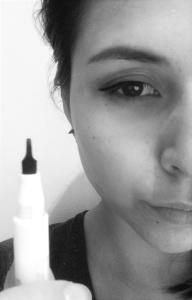 Eyeliner Signature de Kiko par Omalyne pour Pourquoibouger.com