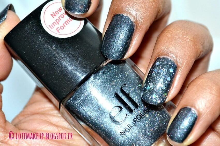 Manucure Rock Côté Make-up cotemakeup.blogspot.fr pour PourquoiBouger.com