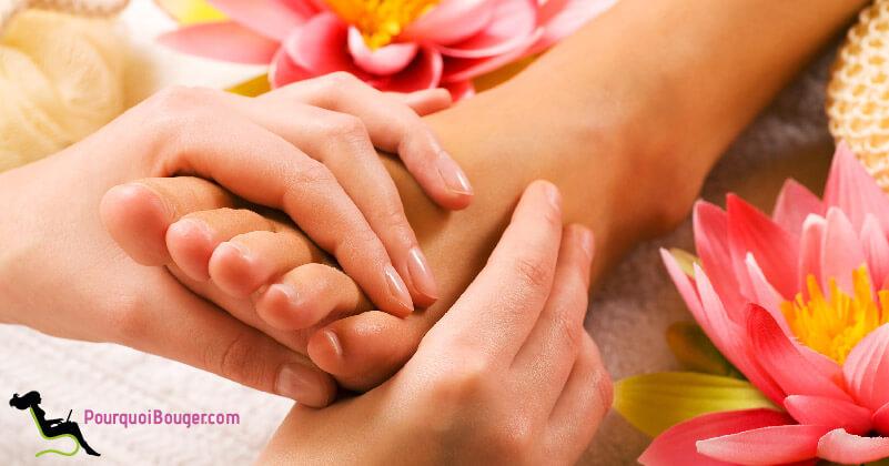 Massage, Réflexologie en cabinet ou à domicile sur…