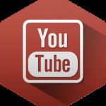 Logo Youtube pour l'Esthétique et esthéticienne et coiffure et coiffeur et coiffeuse et massage et masseur et masseuse à domicile du réseau de professionnels pourquoibouger.com