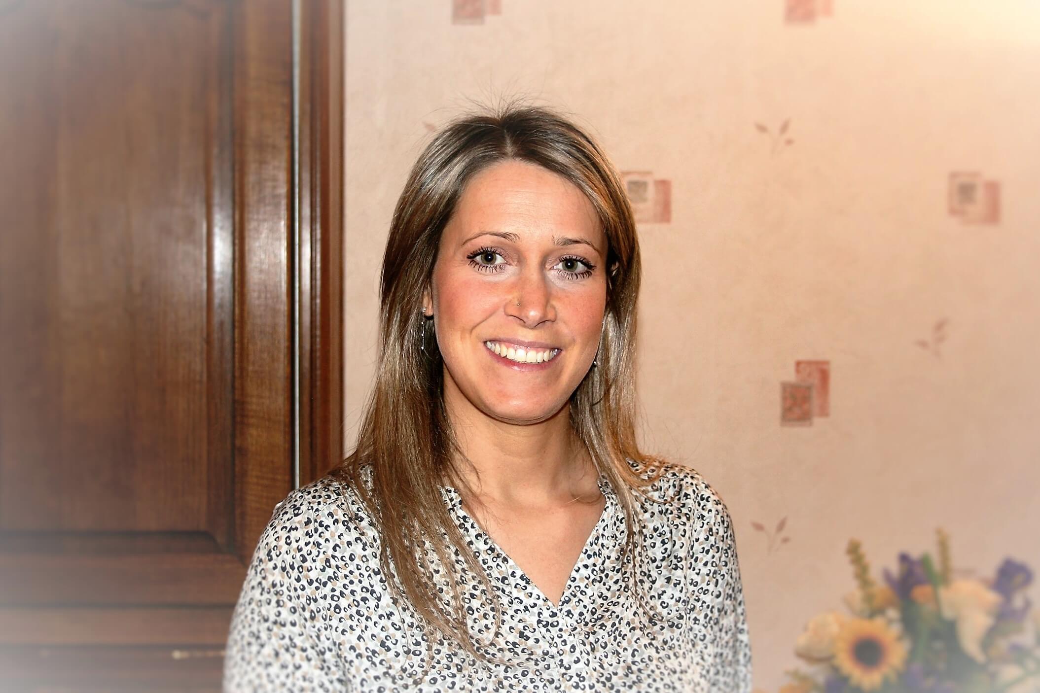 Portrait pour Pourquoibouger.com de O'rélie Beauté esthéticienne à domicile sur Verneuil sur seine 78480