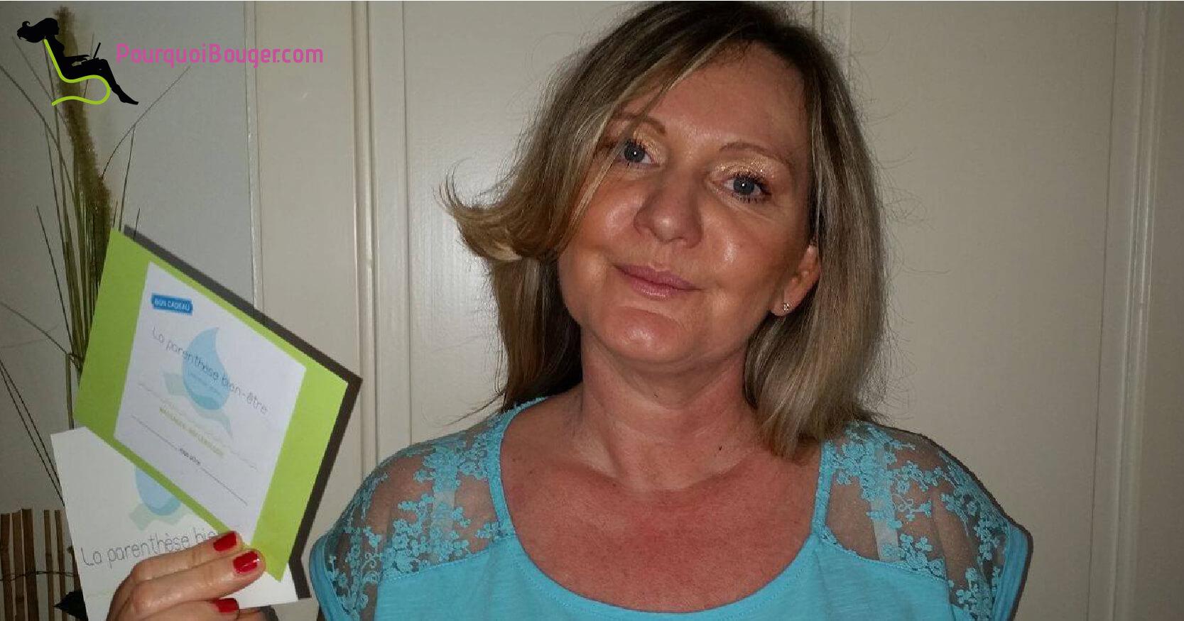 Photo de profile de Sandrine ,massage à domicile sur Besançon 25 000 le Doubs -25 Sandrine Morel 8
